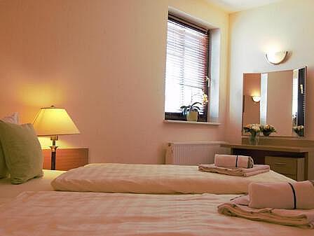 Ansicht Appartement - Innenaustattung des Ostsee Appartements bei Warnemünde | Hotel Osteeland