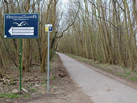 Thalasso Kurweg 1- Stoltera und Wilhelmshöhe
