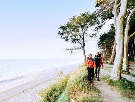 Thalasso-Kurweg 2 - AM Ostseestrand und durch das Seebad Diedrichshagen