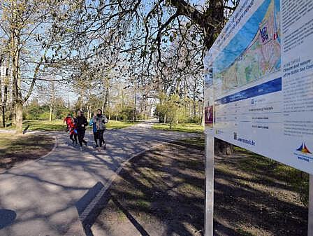 Thalasso-Kurweg 6 - Vom Seebad Warnemünde zur Wilhelmshöhe